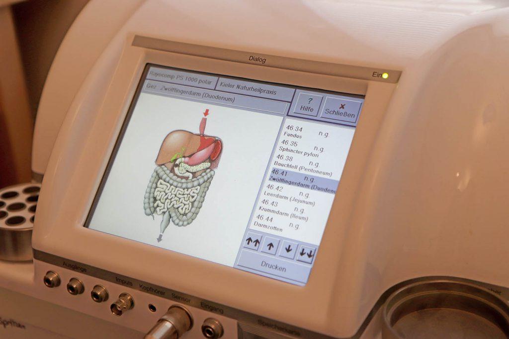 Bioresonanztherapie nach Paul Schmidt