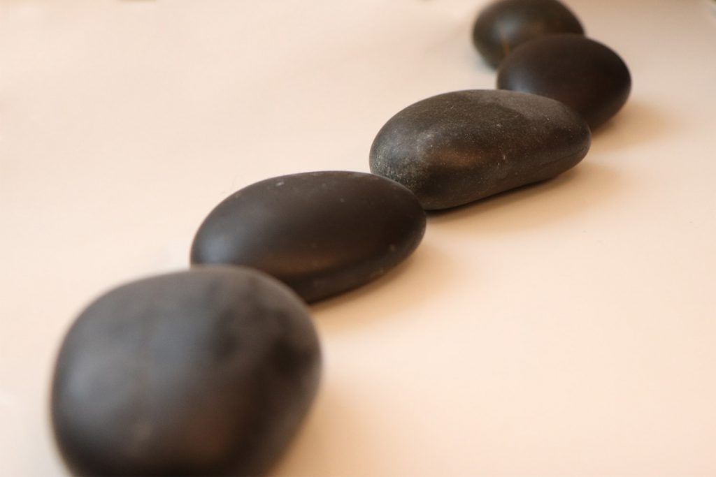 Hot Stone Massage mit Kerstin Gertz