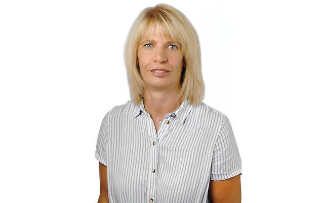 Ute Albrecht - Arbeitsplatzmassage mit der Kieler Naturheilpraxis
